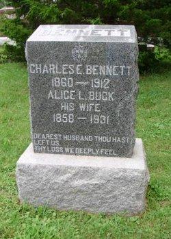 Alice L. <i>Buck</i> Bennett