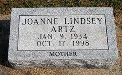 Joanne <i>Lindsey</i> Artz