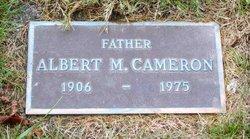 Albert Melcom Cameron