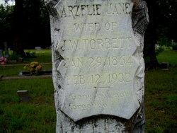Arzelie Martha Jane <i>Hinnant</i> Torbett