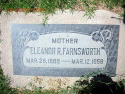Eleanor Ella <i>Romney</i> Farnsworth