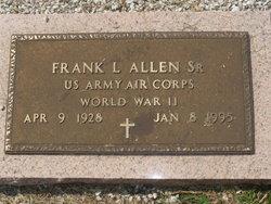 Frank Lamar Allen, Sr