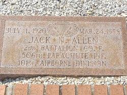 Jack Newton Allen