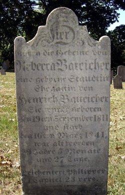Rebecca <i>Staudt</i> Batteicher