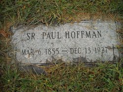 Sr Mary Paul Hoffman