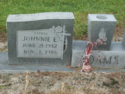 Johnnie Earl Adams