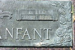 Edward Lee Lee Ballanfant
