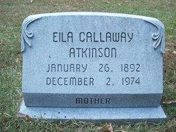 Eila Tankersley <i>Callaway</i> Atkinson