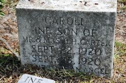 Carroll Carter