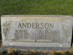 A Eva <i>Baker</i> Anderson