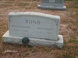 Amos Creely Bond