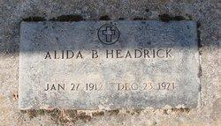 Alida Beryl <i>Olsen</i> Headrick
