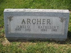 James Oscar Archer