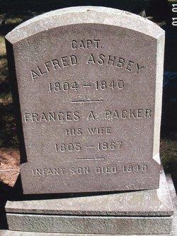 Frances A <i>Packer</i> Ashbey