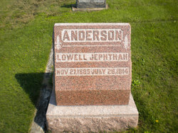 Lowell Jephthah Anderson