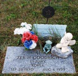 Zeb Hobart Goodrich