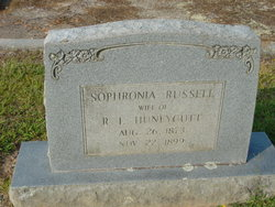 Sophronia <i>Russell</i> Huneycutt