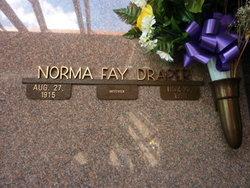 Norma Fay <i>Green</i> Draper