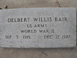 Delbert Willis Bair
