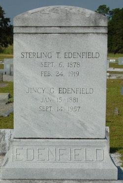 Jincy <i>Green</i> Edenfield