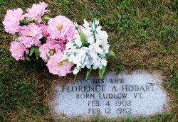 Florence Anna <i>Hobart</i> Goodrich