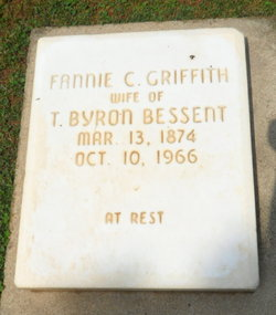 Fannie C. <i>Griffith</i> Bessent