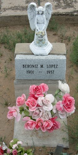 Beroniz <i>Martinez</i> Lopez