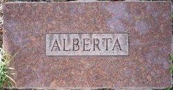 Alberta <i>Holt</i> Appling