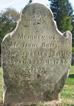 Isaac Bates