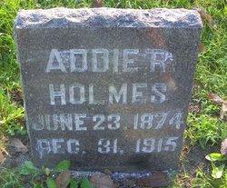 Addie Rachel <i>Atkinson</i> Holmes