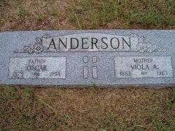 Viola A <i>Swanbo</i> Anderson