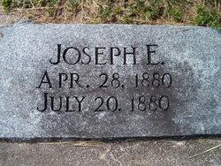 Joseph E Anderson