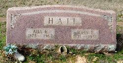 Ada <i>Brogdon</i> Hail