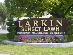 Larkin Sunset Lawn Cemetery