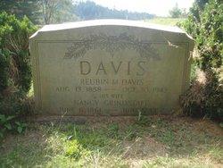 Nancy <i>Grindstaff</i> Davis