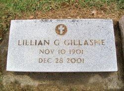 Lillian Grace <i>Waigand</i> Gillaspie