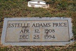 Estelle <i>Adams</i> Price