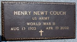 Henry Newt Couch