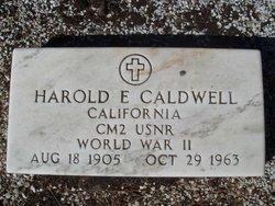 Harold E Caldwell
