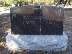 Ida Isabel Caldwell