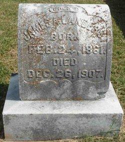 James A. Landers