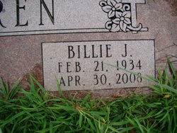 Billie Joan Warren