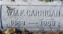 William Rough Bill Carrigan