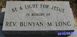 Rev Bunyan Monroe Long