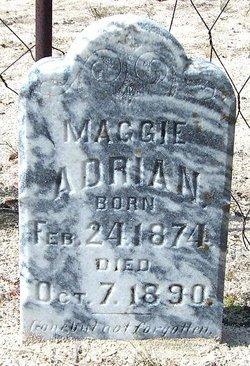 Maggie A Adrian