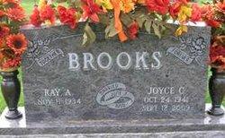 Joyce <i>Scurlock</i> Brooks