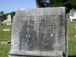 Benjamin Curtis Hard