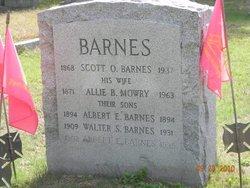 Walter Scott Barnes