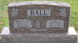Helen Ruth <i>Beal</i> Ball