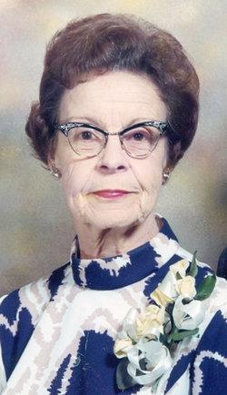 Mildred E <i>Fletcher</i> Hoeft